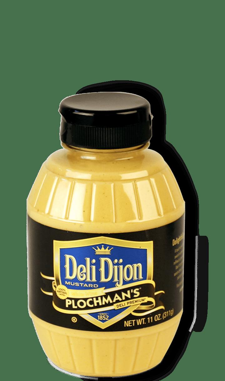 Plochman's Premium Deli Dijon Mustard