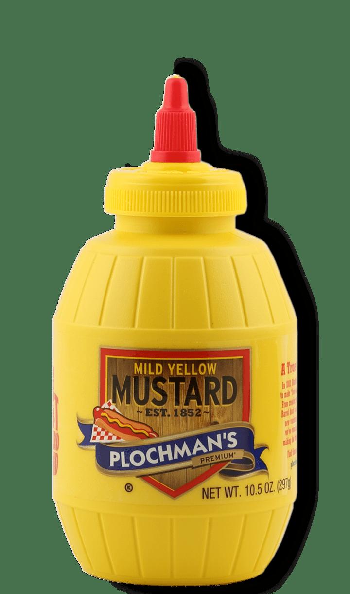 Plochman's Premium Mild Yellow Mustard