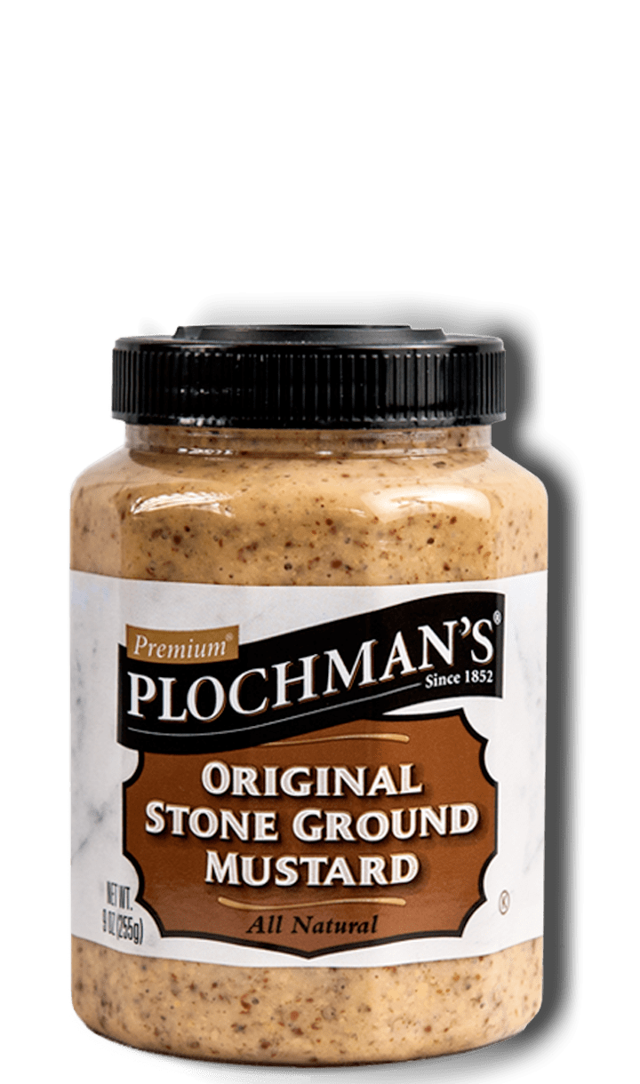Plochman's Premium Original Stone Ground Mustard