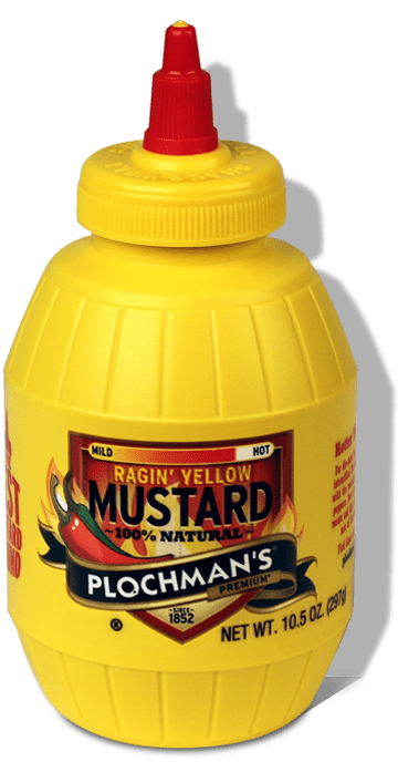 Ragin' Yellow Mustard