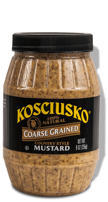 Kosciusko Coarse Grained Mustard
