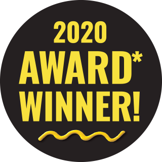 2020 Award* Winner!