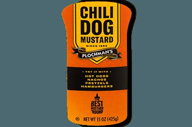 Chili Dog Mustard