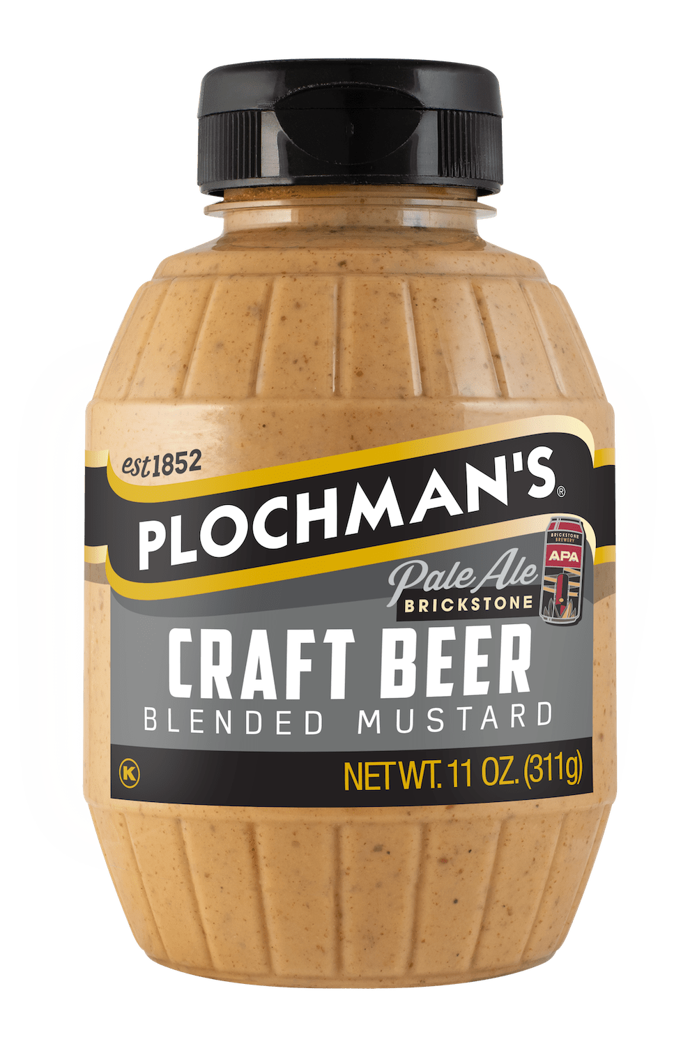 Plochman's Craft Beer Blended Mustard