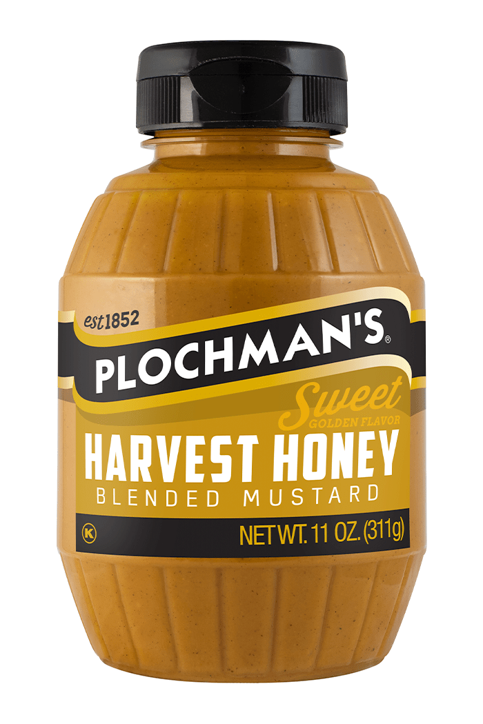 Plochman's Harvest Honey Blended Mustard