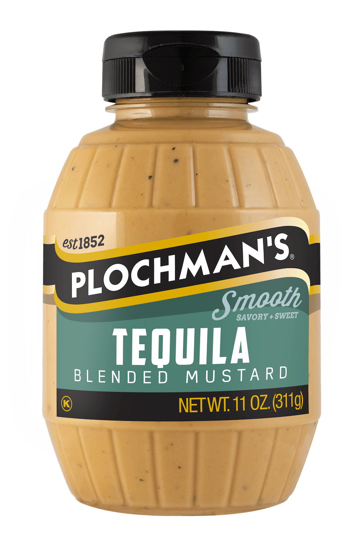 Plochman's Tequila Blended Mustard