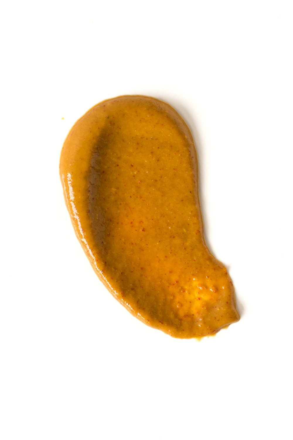 Chili Dog mustard smear