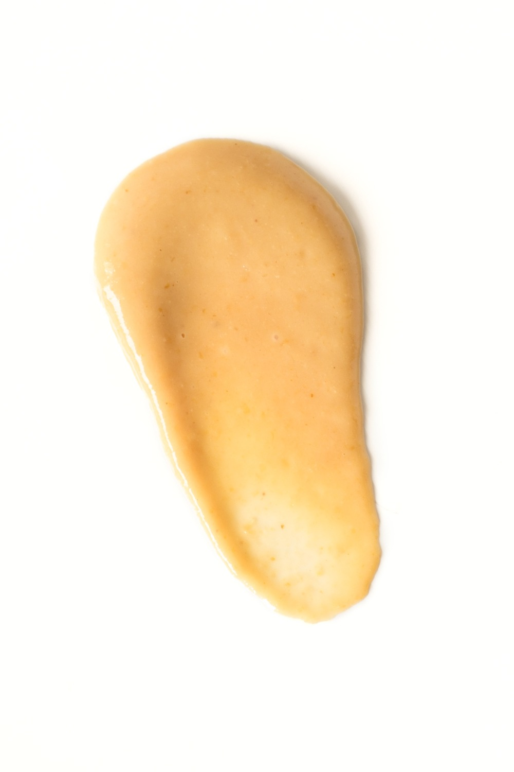 Honey Dijon mustard smear