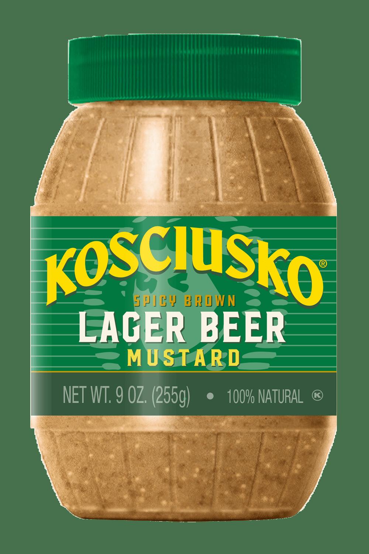 Kosciusko Spicy Brown Lager Beer